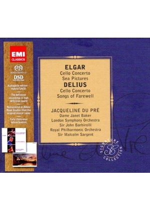 Delius, Elgar: Cello Concertos [Limited Edition] [SACD] (Music CD)