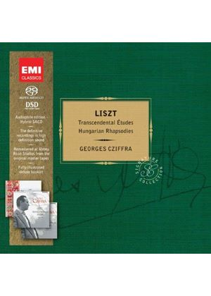 Liszt: Hungarian Rhapsodies [Limited Edition] [SACD] (Music CD)