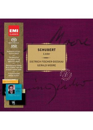 Schubert: Lieder [Limited Edition] [SACD] (Music CD)