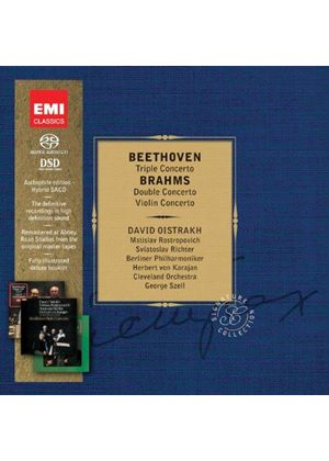 Beethoven, Brahms: Triple [Limited Edition] [SACD] (Music CD)