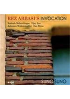 Rez Abbasi's Invocation - Suno Suno (Music CD)