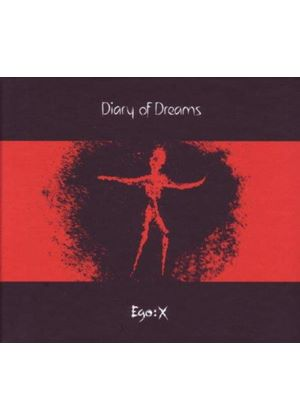 Diary of Dreams - Ego () (Music CD)