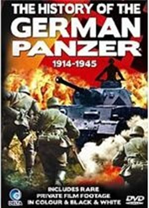 History Of The German Panzer 1914-1945