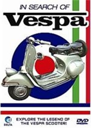 In Search Of Vespa - Vespa Scooters