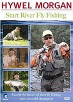 Hywel Morgan - Start River Fly Fishing