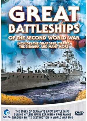 Great Battleships Of The Second World War