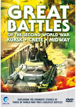 Great Battles Of The Second World War