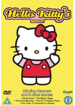 Hello Kitty's Paradise Minding Manners & 5 Other Stories