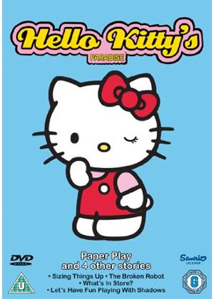 Hello Kitty's Paradise - Paper Play And 4 Other Stories