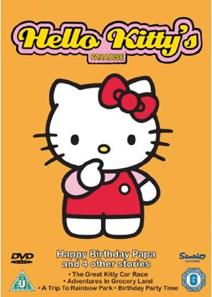 Hello Kitty's Paradise - Happy Birthday Papa And Four Other Stories