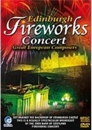 Edinburgh Fireworks Concert - Great European Composers