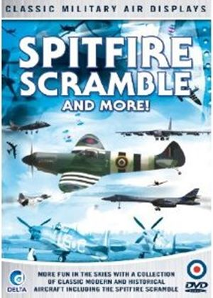 Classic Military Air Displays - Spitfire Scramble And More