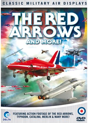 Classic Military Air Displays - The Red Arrows And More