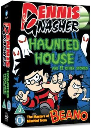 Dennis & Gnasher Haunted House & 3 Other Stories