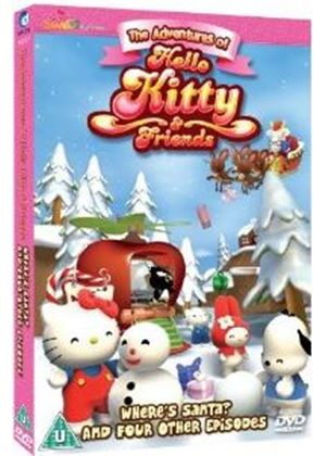 Adventures Of Hello Kitty - Where's Santa?