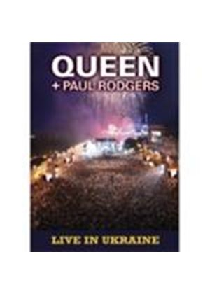 Queen & Paul Rodgers - Let The Cosmos Rock (Live In Ukraine/Special Edition/+DVD)