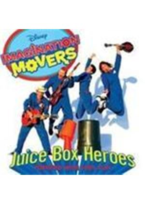 Imagination Movers - Juice Box Heroes (Music CD)