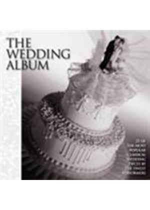 Various Artists - The Wedding Album 2009 (Music CD)