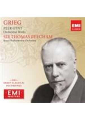 Grieg: Peer Gynt (Music CD)