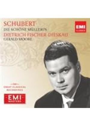 Schubert: (Die) Schone Mullerin (Music CD)