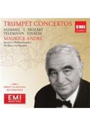 Maurice Andre - Trumpet Concertos (Music CD)