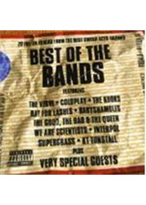 Various Artists - Best Of The Bands (Music CD)