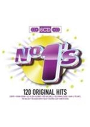 Various Artists - Number 1s (Original Hits) (Music CD)