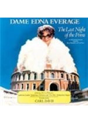 Dame Edna Everage - Last Night Of The Poms, The (Music CD)