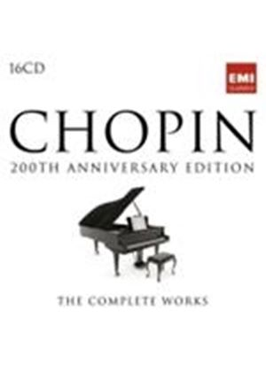 Chopin: Complete Works (Music CD)