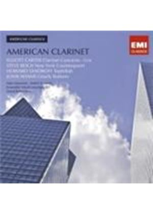 (The) American Clarinet (Music CD)
