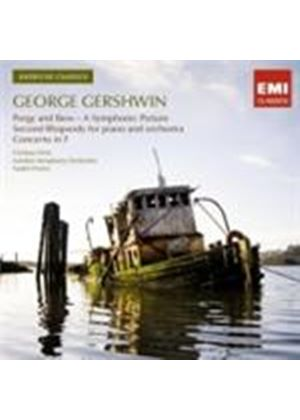 Previn Conducts Gershwin (Music CD)