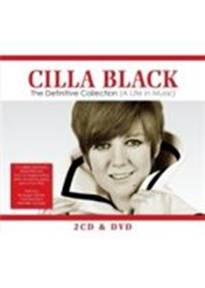 Cilla Black - The Definitive Collection (+DVD)