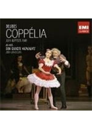 Delibes: Coppelia (Music CD)