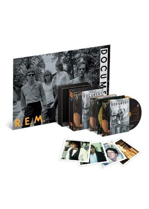 R.E.M - Document (25th Anniversary Edition) (Music CD)