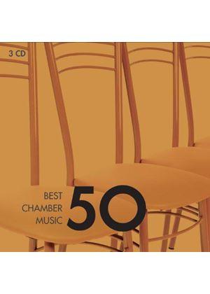 50 Best Chamber Music (Music CD)