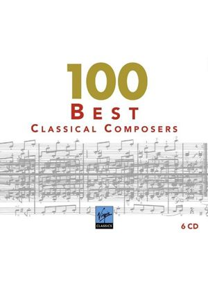 100 Best Classical Composers (Music CD)