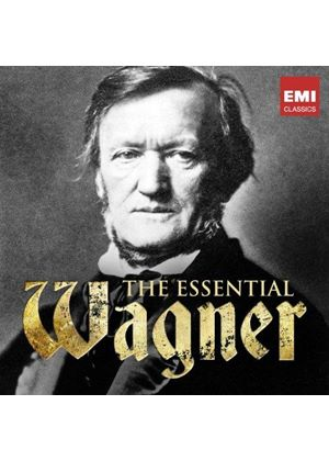 Essential Wagner (Music CD)