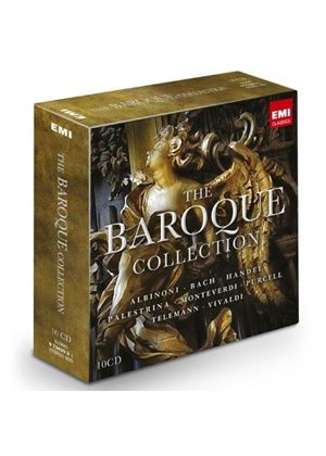 Baroque Collection (Music CD)