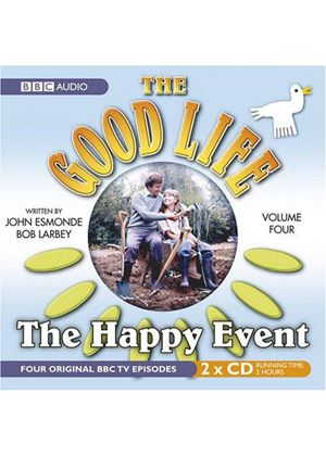 The Good Life - 4: The Happy Event (Briers, Kendall, Keith)