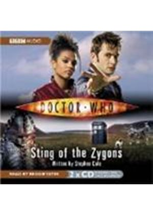 Doctor Who - Sting Of The Zygons {Yates} (Music CD)