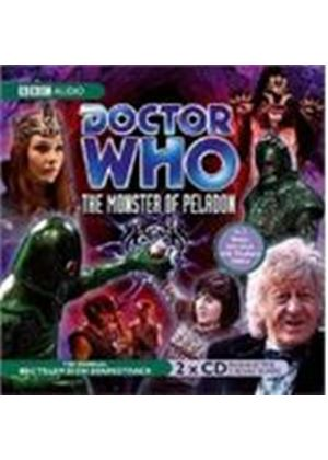 Doctor Who - The Monster Of Peladon (Music CD)
