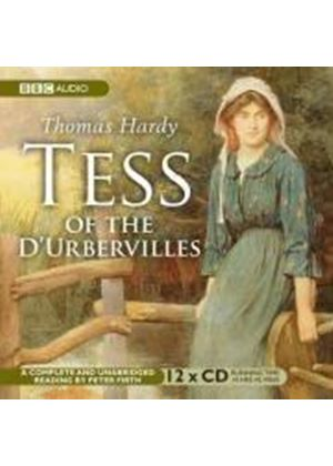 Thomas Hardy - Tess Of The D'urbervilles (Chivers) [12CD]
