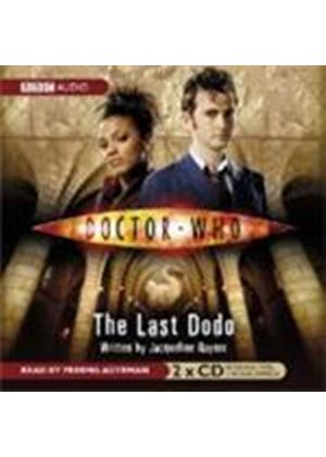 Doctor Who - The Last Dodo {Agyeman} (Music CD)
