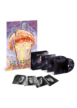 Megadeth - Countdown to Extinction (20th Anniversary edition) (Music CD)
