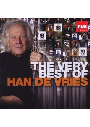 Very Best of Han de Vries (Music CD)