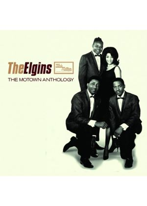 The Elgins - The Motown Anthology (Music CD)