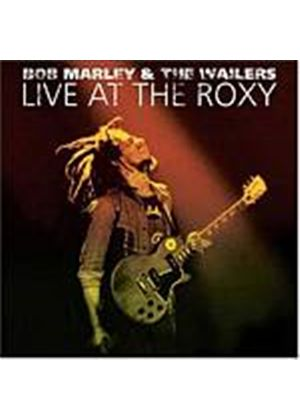 Bob Marley And The Wailers - Live At The Roxy (Music CD)
