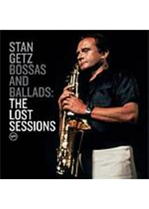 Stan Getz - Bossas And Ballads - The Lost Session (Music CD)