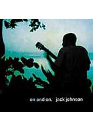 Jack Johnson - On And On (Music CD)