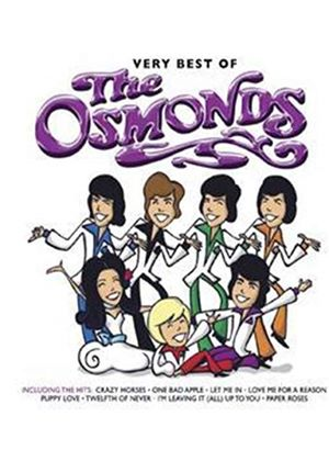 The Osmonds - The Definitive Osmonds Collection (Music CD)